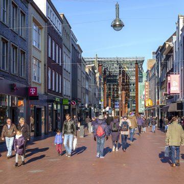 Verkopen winkelpand Eindhoven