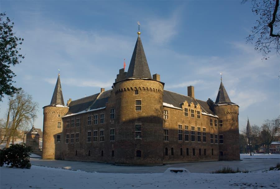 Het kasteel van Helmond